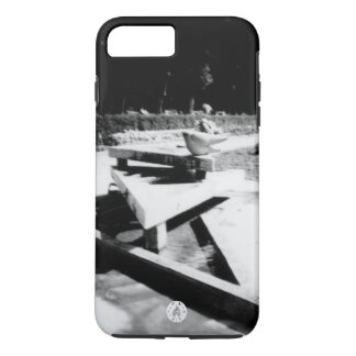 A fonte capa iPhone 7 plus
