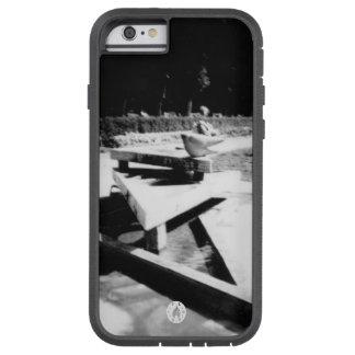 A fonte capa tough xtreme para iPhone 6
