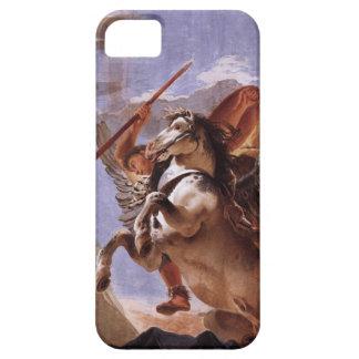 A força da eloquência, do Bellerophon e do Pegasus Capas Para iPhone 5