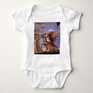 A força da eloquência, do Bellerophon e do Pegasus Tshirts