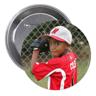 A foto feita sob encomenda ostenta o botão/pino bóton redondo 7.62cm