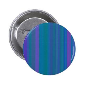 A gradação listra o roxo do verde azul botons