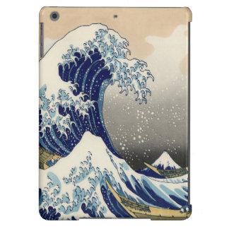A grande onda fora do cobrir de ar do iPad de Capa Para iPad Air