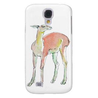A ilustração da Lama Capa Samsung Galaxy S4