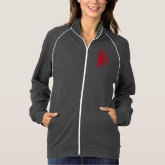 a jaqueta das mulheres do convro