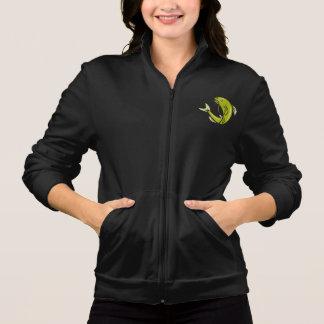 A jaqueta das mulheres do peixe-gato