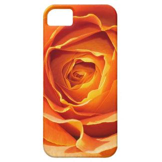 A laranja aumentou capa para iPhone 5