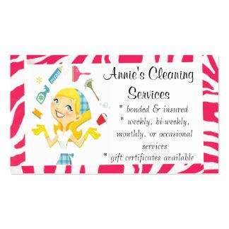 A limpeza presta serviços de manutenção ao rosa do