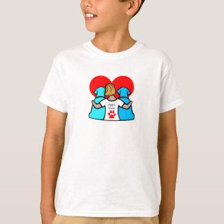 a mamã do cão camisetas