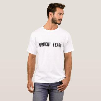 A meia-noite básica teme a camiseta