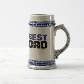 A melhor caneca da caneca de cerveja da cerveja do