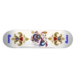 A melhor opinião de Louisiana grande considera a Shape De Skate 18,7cm
