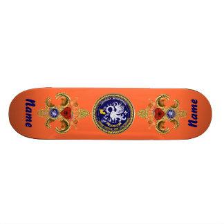 A melhor opinião de Louisiana grande considera aba Skateboard