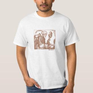 A morte camiseta