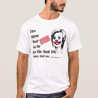 A mostra camisetas