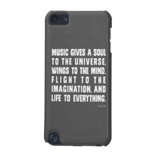 A música dá