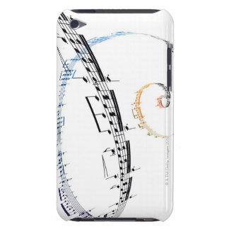 A música é baseada em Fanataisie Capas iPod Touch