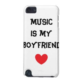 a música é meu namorado