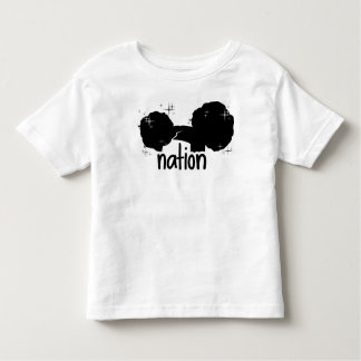 A nação do Puffball caçoa o camiseta