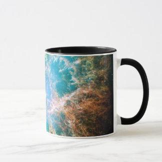 A nebulosa de caranguejo caneca
