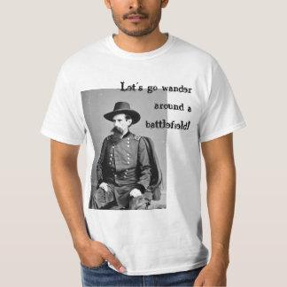 A odisseia de Lew Wallace T-shirt