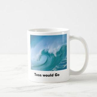 a onda, TESS iria Caneca De Café