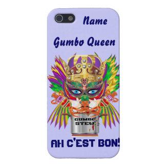A opinião da rainha do Gumbo do carnaval sugere po Capas iPhone 5