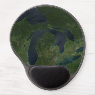 A opinião da terra (tapete do rato) LK espaça Mouse Pad Em Gel