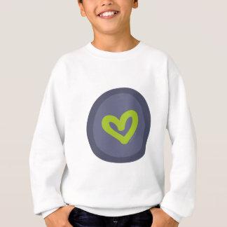 A palavra ABRAÇA a camisola do miúdo do coração T-shirt
