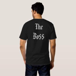 A PARTE SUPERIOR do CHEFE Camiseta