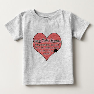A pata de Cao de Castro Laboreiro imprime o humor T-shirt