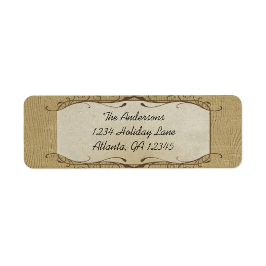 A pedra rodou na etiqueta de endereço do remetente