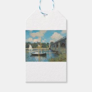 A ponte em Argenteuil - Claude Monet