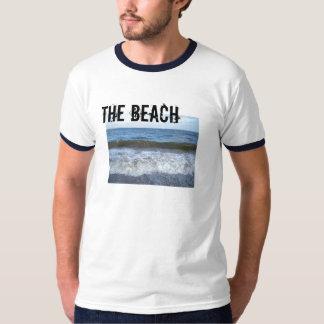 A praia - ame o Tshirt 3 CricketDiane da praia