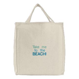 À PRAIA! o bolsa/bolsa de praia Bolsa Para Compra