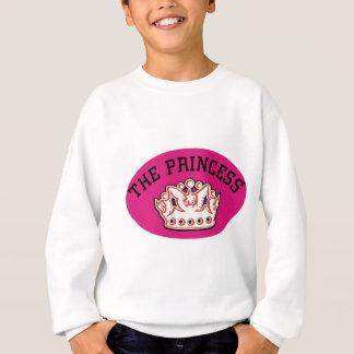 A princesa agasalho