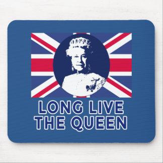A rainha Elizabeth II vive por muito tempo a Mouse Pad