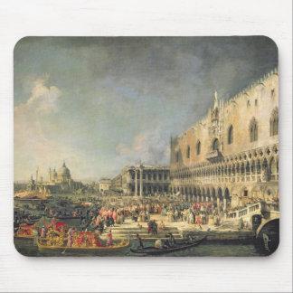A recepção do embaixador francês em Veneza, Mouse Pad