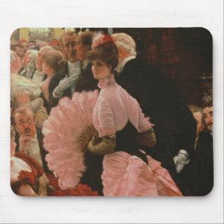 A recepção ou, L'Ambitieuse (mulher política) c Mouse Pad
