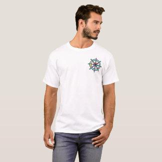 A roda dos navios camisetas