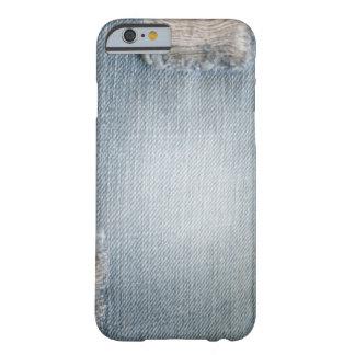 A sarja de Nimes inspirou o caso do iPhone 6 Capa Barely There Para iPhone 6