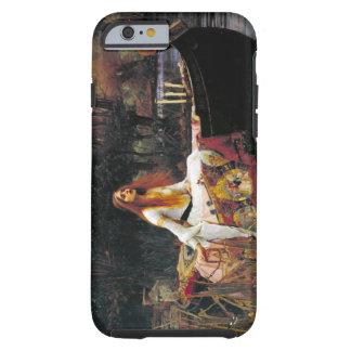 A senhora de Shalott Capa Tough Para iPhone 6