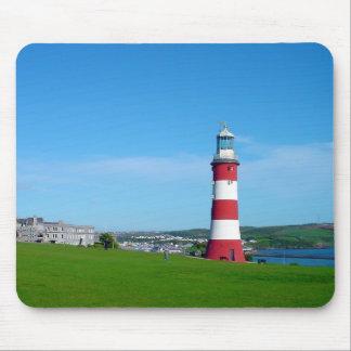 A torre de Smeaton, Hoe de Plymouth Mouse Pads