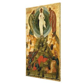 A transfiguração de nosso senhor impressão em canvas