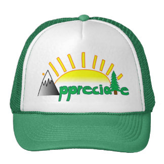 A velha escola aprecia o chapéu boné
