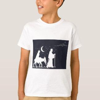 A viagem a Bethlehem Camisetas