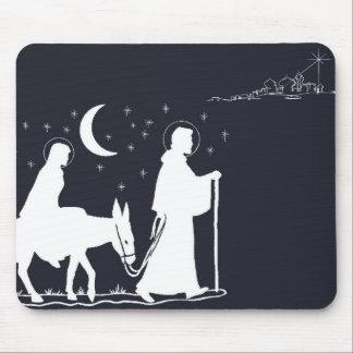 A viagem a Bethlehem Mouse Pad