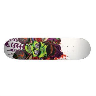 A vida de um artista para mim plataforma shape de skate 18,1cm
