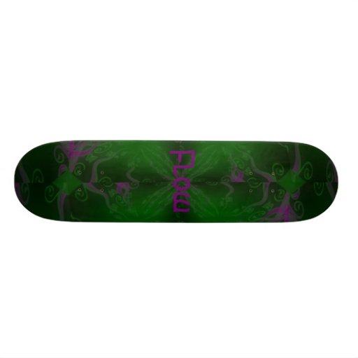 A videira melhora o fluxo skate