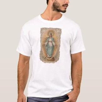 A Virgem Maria abençoada - concepção imaculada Tshirt